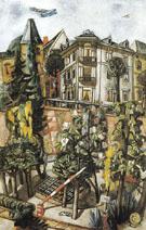 The Nizzain Frankfurt am Main 1921 - Max Beckman