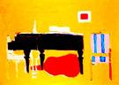 Le Piano 1955 - Nicolas De Stael