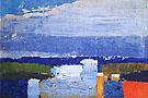 Noon Landscape - Nicolas De Stael