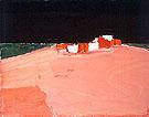 Paysage 1954 - Nicolas De Stael