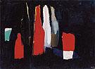 Bottles 1954 - Nicolas De Stael