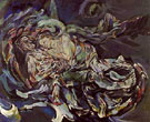 Bride of The Wind 1913 - Oskar Kokoschka