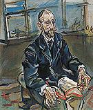Franz Hauer 1913 - Oskar Kokoschka