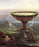 The Titans Goblet 1833 - Thomas Cole