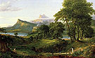 Arcadian or Pastoral Course of Empire - Thomas Cole