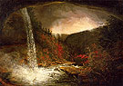 The Falls of the Kaaterskill 1826 - Thomas Cole