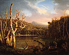 Lake with Dead Trees 1825 - Thomas Cole