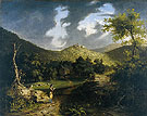 A View of Fort Putnam 1825 - Thomas Cole