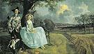 Mr and Mrs Andrews 1748 - Thomas Gainsborough