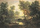 River Landscape 1768 - Thomas Gainsborough