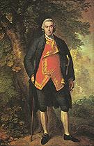 John Viscount Kilmorey - Thomas Gainsborough