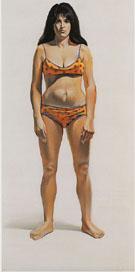 Bikini 1964 - Wayne Thiebaud