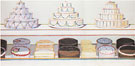 Cake Counter - Wayne Thiebaud