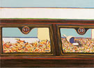 Candy Counter 1963 - Wayne Thiebaud