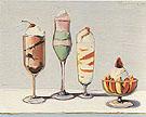 Confections 1962 - Wayne Thiebaud