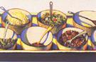 Deli Bowls 1995 - Wayne Thiebaud