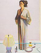 Dressing Figure 1994 - Wayne Thiebaud