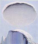 Half Dome and Cloud 1975 - Wayne Thiebaud