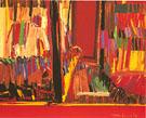 Ribbon Store 1957 - Wayne Thiebaud