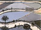 River Turns 1997 - Wayne Thiebaud