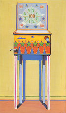 Star Pinball 1962 - Wayne Thiebaud