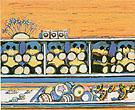 Toy Counter Study 1962 - Wayne Thiebaud