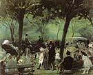 The Drive Central Park 1905 - William Glackens