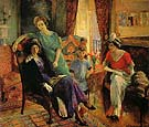 Family Group 1910 - William Glackens