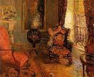 Twenty Three Fifth Avenue Interior 1910 - William Glackens