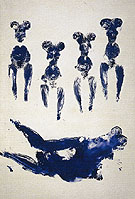 ANT 74 1960 - Yves Klein