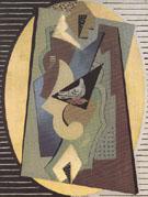 Composizione Con Colomba 1924 - Gino Severini