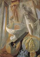 Composizione Realta Presenti E Lontane 1931 - Gino Severini