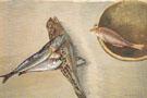 Natura Morta Con Pesci 1936 - Gino Severini