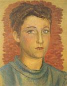 Ritratto Di Gina 1937 - Gino Severini