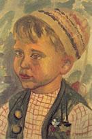 Ritratto Di Sandro A Collalbo 1942 - Gino Severini