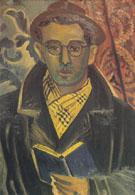 Ritratto Di Basilio Franchina 1940 - Gino Severini