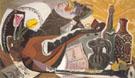 Natura Morta 1942 - Gino Severini