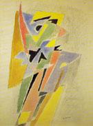 Composizione 1958 - Gino Severini