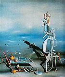 Divisibilite Indefinie 1942 - Yves Tanguy