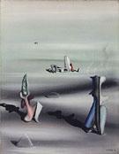 Sans Titre Repondre 1938 - Yves Tanguy