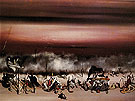 The Ribbon of Extremes 1932 - Yves Tanguy