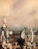 Hand and Gloves 1946 - Yves Tanguy