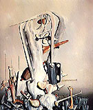 My Life White and Black 1944 - Yves Tanguy