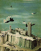 Neither Legends Nor Shapes 1930 - Yves Tanguy
