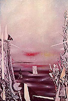 Fear 1949 - Yves Tanguy
