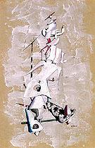 La Grue des Sables 1946 - Yves Tanguy