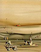 Day of Inertia 1937 - Yves Tanguy