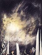 The Big Window 1950 - Yves Tanguy