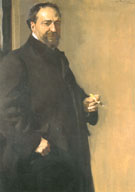 Vicente Blasco Ibanez 1906 - Joaquin Sorolla