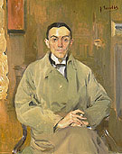 Remon Perez De Ayala 1920 - Joaquin Sorolla